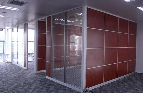 办公室板墙隔断