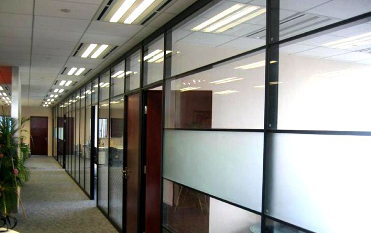 什么是玻璃间隔墙